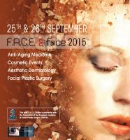 Congrès de chirurgie esthétique de la face Cannes septembre 2015
